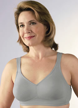 Classique Seamless Post Pocketed Bra, Style 783E