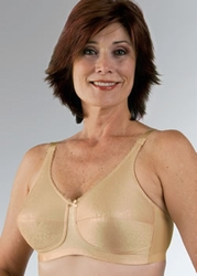 Classique Feminine Floral Embossed Pocketed Bra with Extended Pocket (Style 772E)