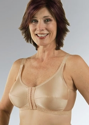 Classique Front and Back Closure Lace Trim Post Pocketed Bra, Style 778