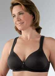 Classique Molded Seamless Soft Cup  Pocketed Bra with Extended Pocket 759E