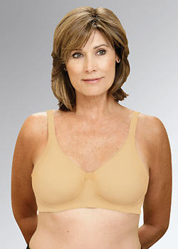 Classique Seamless Post Pocketed Bra, Style 738