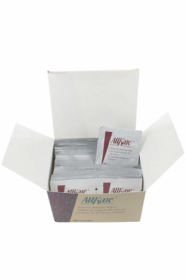 ConvaTec AllKare Adhesive Remover Wipes (Box of 100)
