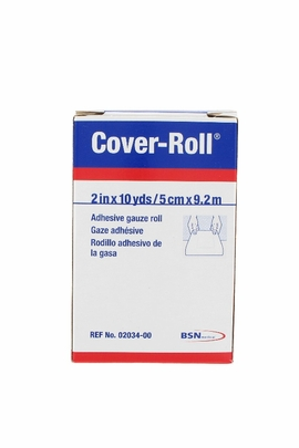 Cover-Roll Adhesive Gauze Home Page
