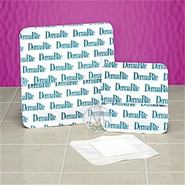 "DermaRite Bordered Gauze (6"" x 6"") (Bag of 10)"