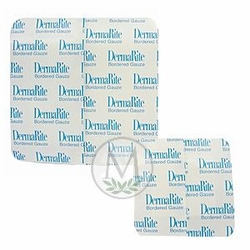 DermaRite Bordered Gauze Home Page