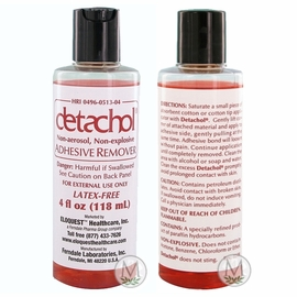 Detachol Adhesive Remover Home Page