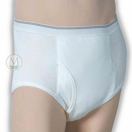 Dignity Men's Free & Active Brief with Built-In Absorbency