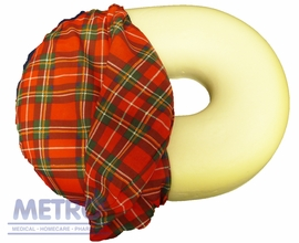 Donut Pillow Molded Foam Ring Cushion (Mabis DMI)