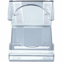 Dr. Easy Clear Acrylic Wall Bracket