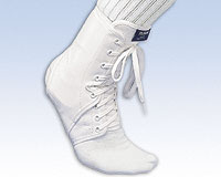 FLA Orthopedic McDavid Ankle Guard with Optional Inserts