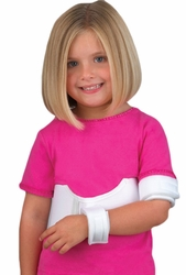 FLA Pediatric Elastic Shoulder Immobilizer