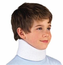 FLA Pediatric Microban Cervical Collar
