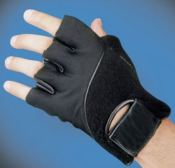 FLA Safe-T-Glove Vibration Dampening Gloves, Without Wrist Strap