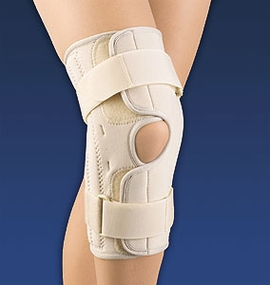 FLA Soft Form Wrap Around Stabilizing Knee Support