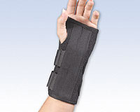 "FLA Uni-Fit 8"" Wrist Splint"