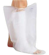 FLA Water Tight Cast & Bandage Protector (Short Leg- Adult)