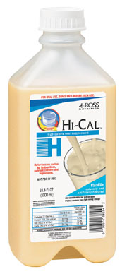 Hi-Cal High-Calorie Supplement (by the Case)