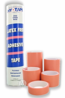 Hy-Tape The Original Pink Tape by the Roll Home Page