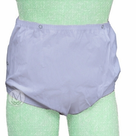 Incontinent Pants with Snap Closures (Mabis DMI)
