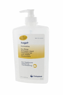 Isagel No-Rinse Instant Hand Sanitizing Gel (21 oz.)