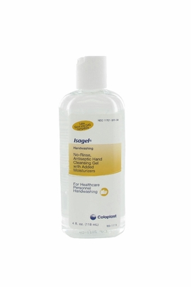 Isagel No-Rinse Instant Hand Sanitizing Gel (4 oz.)