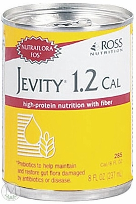 Jevity 1.2 Cal High Protein Nutrition (Case of 24)