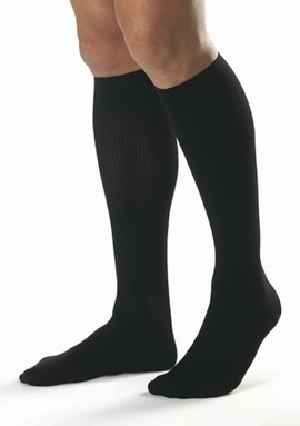 Jobst for Men Knee High Closed Toe Compression Socks (30-40 mmHg)