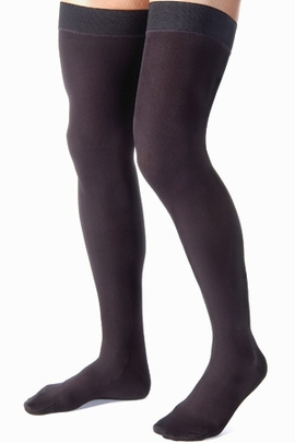 Jobst For Men Thigh High Compression Socks (30-40 mmHg)