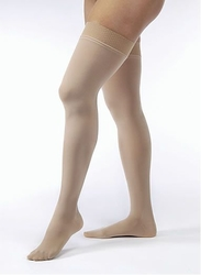 Jobst Opaque Thigh High Closed Toe (20-30 mmHg)