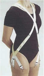 Jobst Over-the-Shoulder Garter Belt (Single or Double)