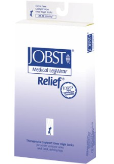 Jobst Relief Chaps Style Hose (30-40 mmHg)