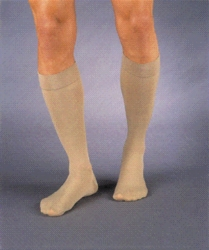 Jobst Relief Knee High with Silicone Dot Band (20-30 mmHg)