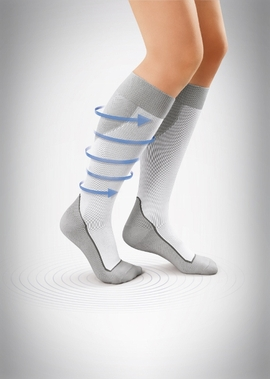 Jobst Sport Knee High Sock (20-30 mmHg)