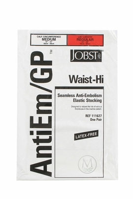 Jobst  T.E.D. Waist High Hose Open Toe