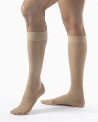 Jobst UltraSheer Knee High Closed Toe (15-20 mmHg)