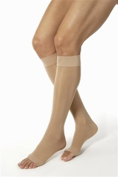 Jobst UltraSheer Knee High Open Toe (15-20 mmHg)
