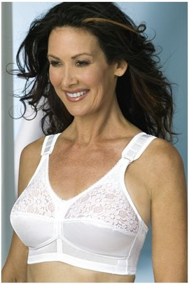 Jodee Comfort Plus Large Cup Pocketed Bra