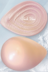 Jodee Jewel-Plus Teardrop Lite Silicone Breast Form, Style 93