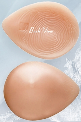Jodee Jewel-Plus Teardrop Silicone Breast Form, Style 99