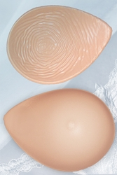 Jodee Lite-Weight Teardrop Silicone Breast Form, Style 54