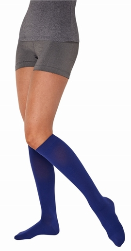 Juzo Dynamic 3513 AD Knee High Stockings--Seasonal Colors (40-50 mmHg)