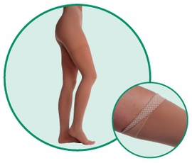 Juzo Dynamic (Varin) 3513 ATFF Pantyhose Full Foot (40-50 mmHg)