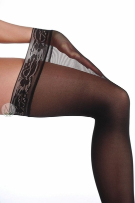 Juzo Hostess 2501 AG Thigh High Hose (20-30 mmHg)