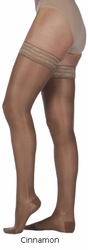 Juzo Naturally Sheer 2101 AG Thigh High Stockings (20-30mm Hg)