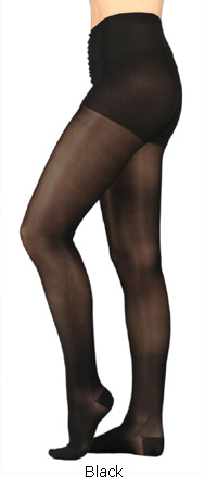 Juzo Naturally Sheer 2102 AT Pantyhose (30-40mm Hg)