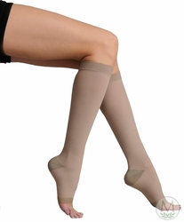 Juzo Silver 2061 AD Knee High Stockings (20-30 mmHg)