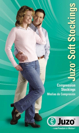 Juzo Soft 2002 AT Compression Pantyhose (30-40 mmHg)