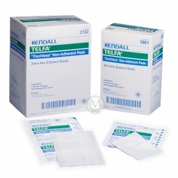 Kendall TELFA Non-Adherent Sterile Dressings Home Page