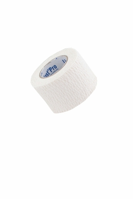 "Lightplast Pro White Elastic Adhesive Stretch Bandage  (1.5""x5 yds. Roll) (by the Each)"