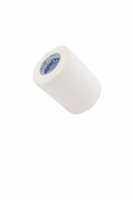 "Lightplast Pro White Elastic Adhesive Stretch Bandage   (3""x5 yds. Roll) (Case of 16)"